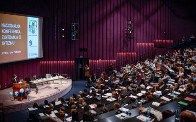 CPOS na Nacionalni konferenci zavedanja o avtizmu in SAM tržnici