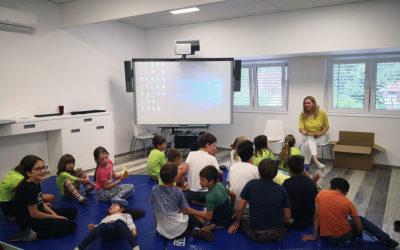 Izvedli smo delavnico za otroke o pogumu in avtizmu