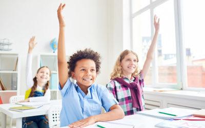 S pravilno in premišljeno izbiro aktivnosti pri pouku lahko učitelj vpliva na dobro razredno klimo
